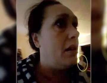 Supuesto fantasma de niño aparece en medio de videollamada