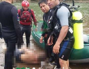 Charles Thibaud desapareció la tarde del lunes 8 de abril cuando se bañaba en un río de Puyo.