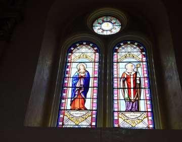 La recuperación de los vitrales tuvo un costo aproximado de 322 mil dólares.