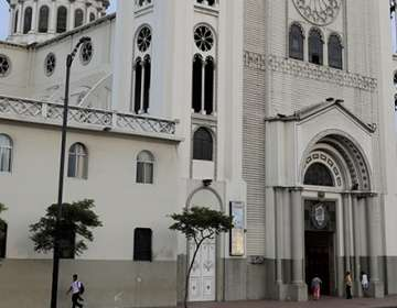 Guayaquil: Iglesia de la Victoria presenta graves daños