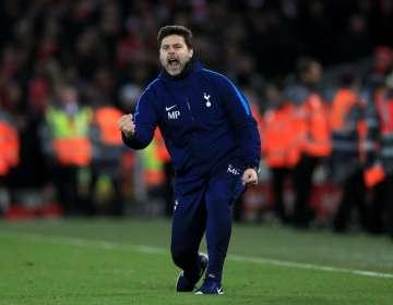 Mauricio Pochettino, entrenador del Tottenham