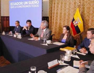 Foto: Comunicación Ec
