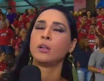 La brasileña es bicampeona olímpica.