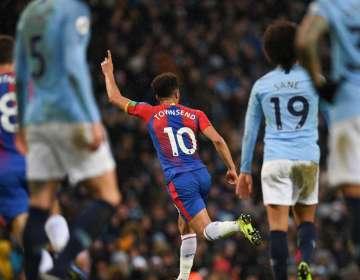 El gol lo anotó ante el Manchester City.