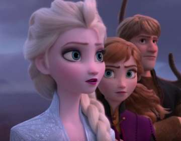 """Liberan esperado tráiler de """"Frozen 2″"""