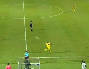 Anotó el gol en la FA Cup de Malasia.