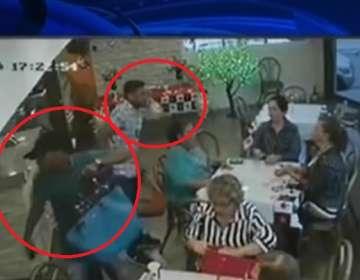 Tres delincuentes roban en un local en urdesa