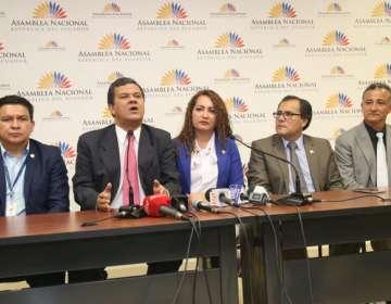 BADI evidencia desacuerdos por juicio a Verónica Espinosa.