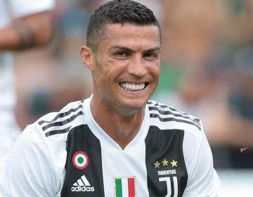 Cristiano Ronaldo, figura de la Juventus de Turín.