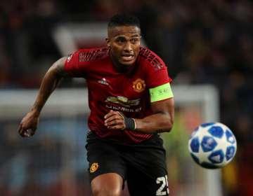 Antonio Valencia, exjugador del Manchester United.