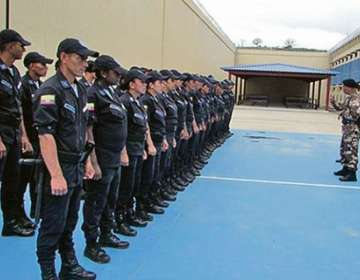 500 civiles serán capacitados como guías penitenciarios