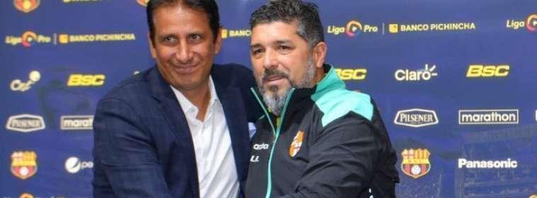 Leo Ramos, entrenador uruguayo.