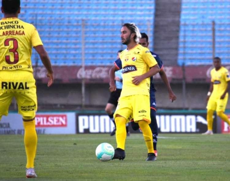 Sebastián Pérez, figura colombiana de BSC.