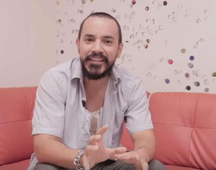El actor Ricardo Velasteguí es Gerónimo, padre de Genaro en esta nueva temporada. Foto: Captura de video