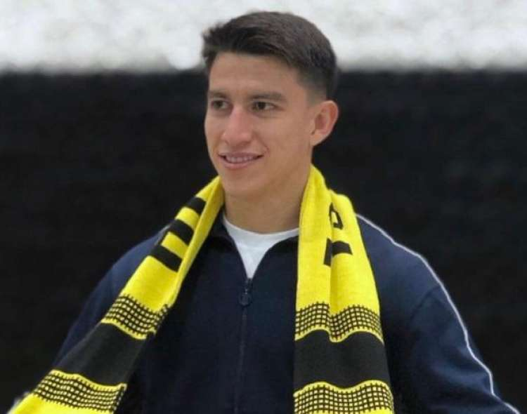Fernando Gaibor jugará un año en Emiratos Árabes.