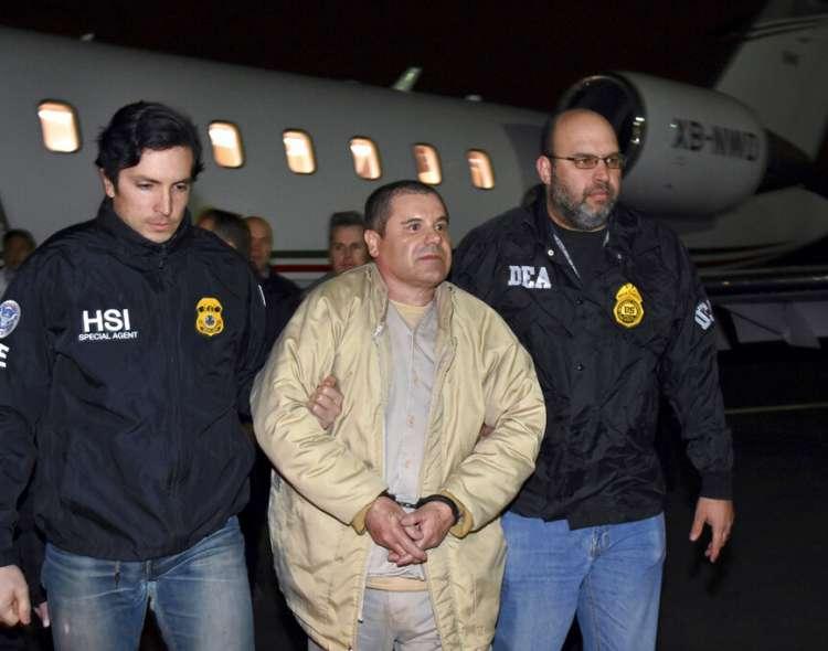 Los abogados del capo mexicano anunciaron inmediatamente que apelarán esta condena. Foto: AP