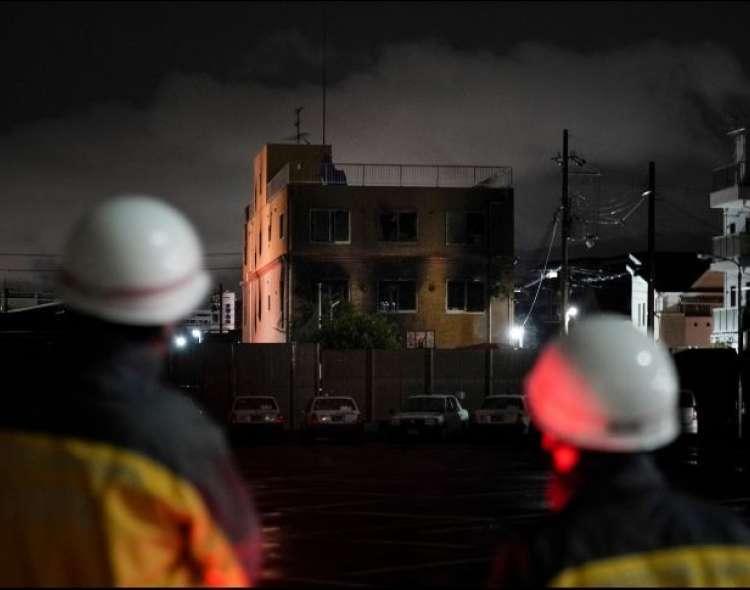 Qué hace especial a KyoAni, el estudio que se quemó en Japón. Foto: AP - Archivo