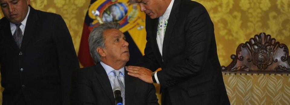 ECUADOR.- El mandatario electo, Lenín Moreno, asumirá el país con el desafío de impulsar una golpeada economía. Foto: API