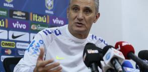 El entrenador de Brasil, Tite, habría pedido cambiar la sede del encuentro. Foto: Archivo