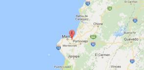 El sismo más fuerte tuvo una magnitud de 4.5 y se reportó a las 23h49 con una profundidad de 5,1 km. Foto: Instituto Geofísico