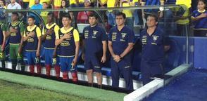 Gustavo Quinteros cree que en su mejor nivel, Ecuador le puede ganar a cualquiera. Foto: Archivo
