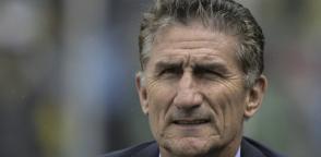 Edgardo Bauza llegó a dirigir Argentina el año pasado tras la salida de Gerardo Martino. Foto: AFP