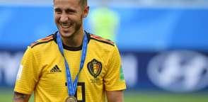El jugador belga también puso en duda su continuidad en el Chelsea. Foto: Paul ELLIS / AFP