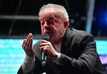 """BRASILIA, Brasil.- """"Dudo que haya alguien más cumplidor de la ley que yo. La única cosa que quiero es respeto"""", dijo Lula en un seminario en Sao Paulo."""