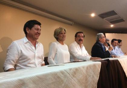 ECUADOR.- En el encuentro, que se desarrolla en Guayaquil, no participaron miembros de la Unidad. Foto: API