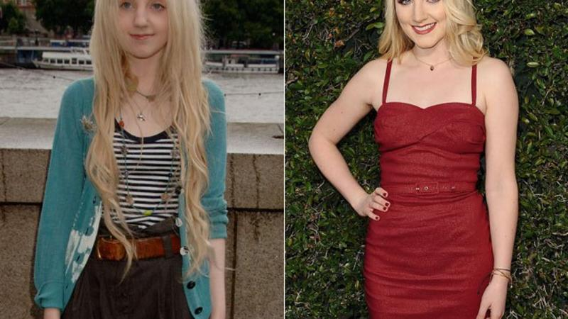 EVANNA LYNCH Interpretó a Luna Lovegood, compañera de hazañas de Harry desde la película Harry Potter and the Order of the Phoenix en adelante. Desde entonces ha protagonizado los filmes It Don't Come Easy y My Name is Emily