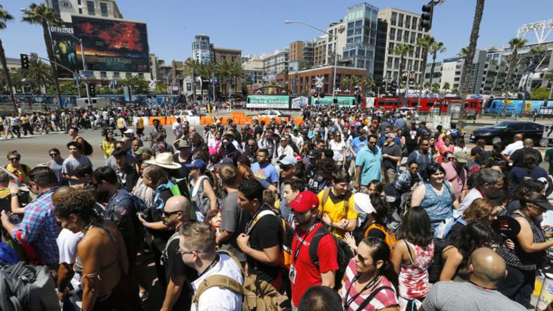 Comic-Con 2017 San Diego/ Allen J. Schaben