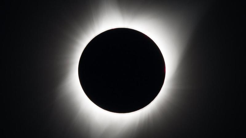 En Madras, Oregon, Estados Unidos // Foto: NASA