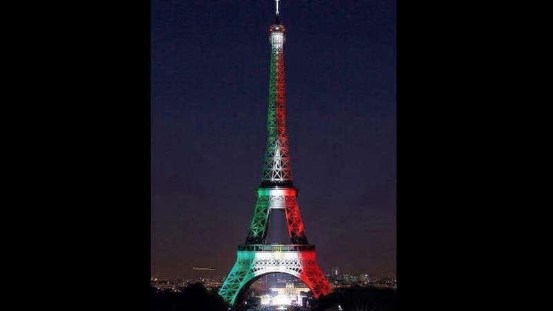 Torre Eiffel de Francia // Fotos: Redes sociales