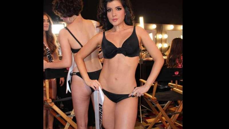 Daniela Cepeda destacó en participación del Miss Universo / Foto: Instagram