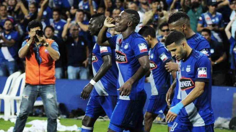 Primera final del Campeonato Ecuatoriano de Fútbol de la Serie A, Emelec vs. Delfín