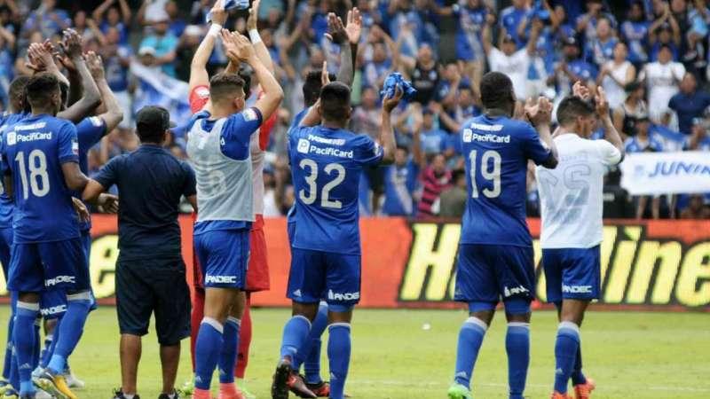 Emelec se impuso 2-0 a Guayaquil City en el estadio George Capwell