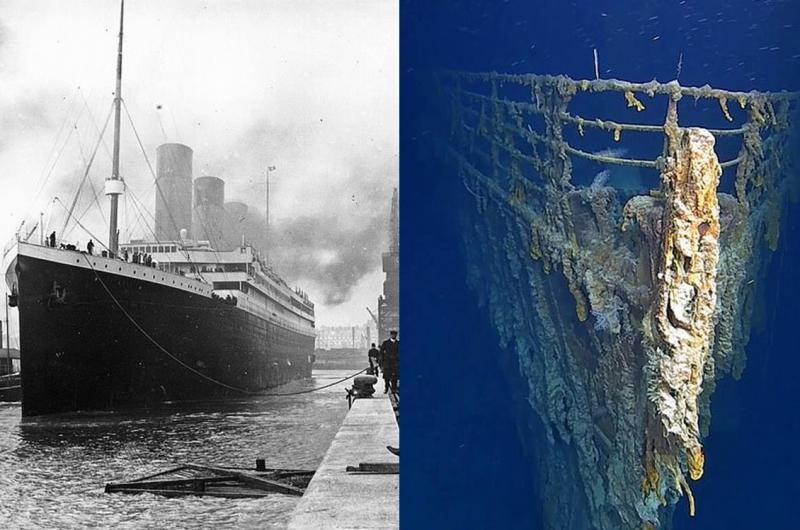 Titanic 2345