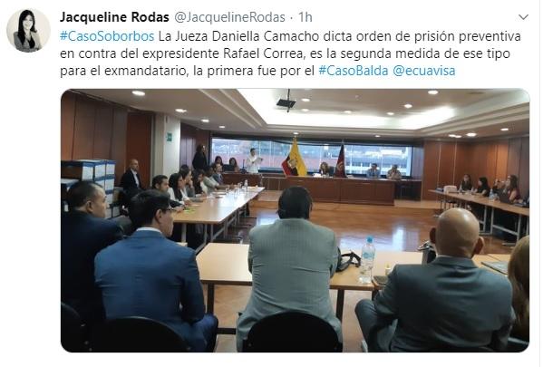 Jacqueline Rodas