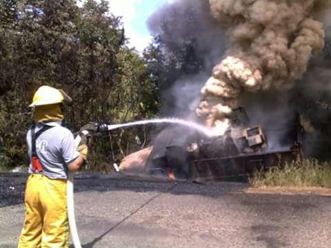 Día del Bombero, bomberos, incendios